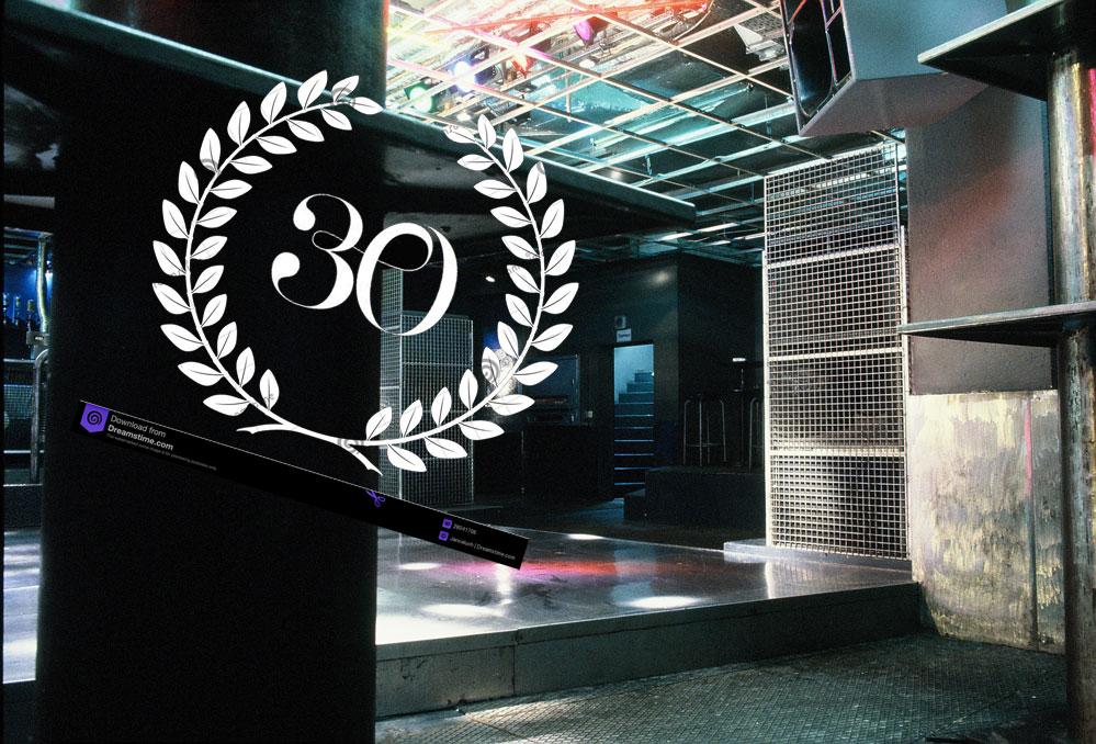 LOGO CLUB 30 Jahre